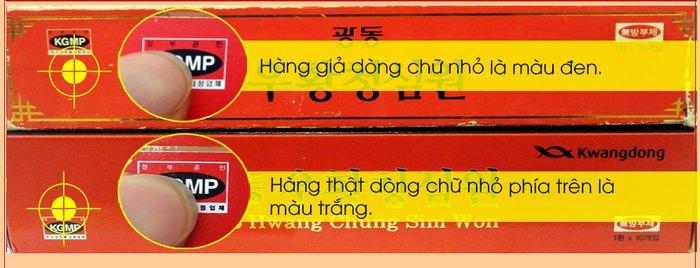 Tem chứng nhận sản phẩm đạt vệ sinh an toàn thực phẩm tại Hàn Quốc