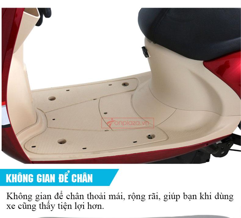 Ưu điểm xe điện  scooter 3 bánh dáng thể thao TM035