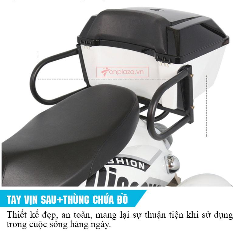 Xe scooter điện 3 bánh dáng thể thao TM035