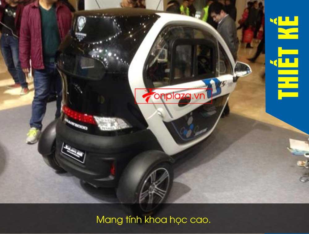 Xe ô tô 3 bánh nhập khẩu chất lượng cao TM039