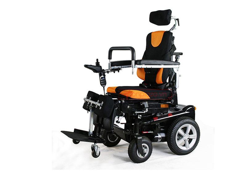 Xe lăn điện cao cấp phục hồi chức năng hiệu quả TM041