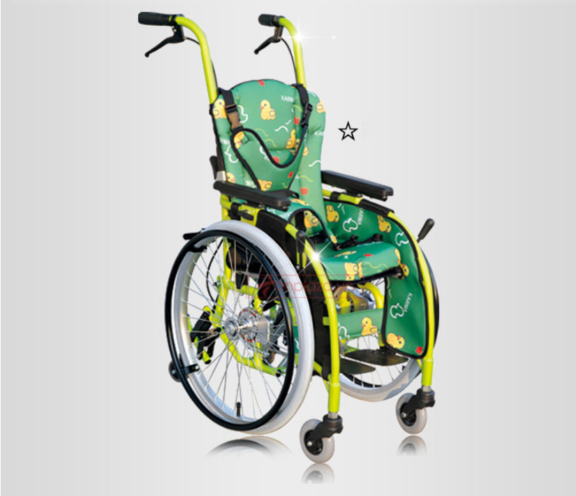 Xe lăn trẻ em nhập khẩu phong cách mới TM047