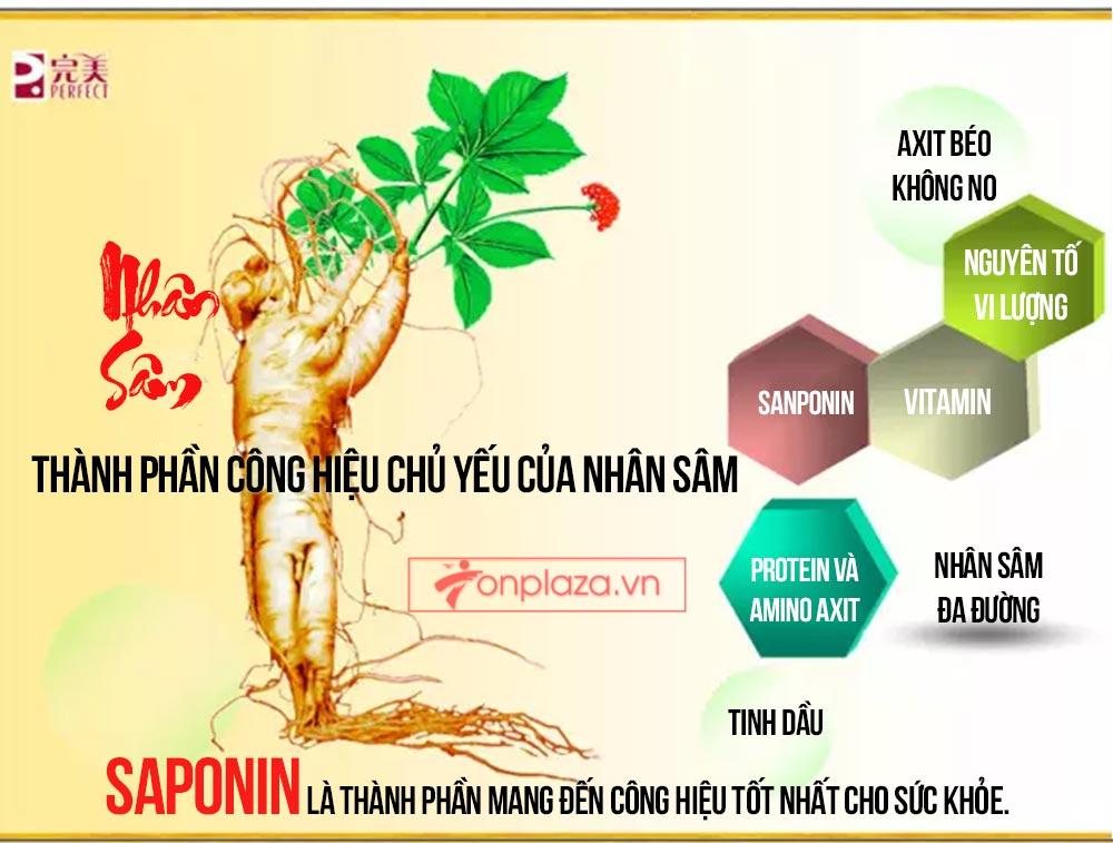 ad hong sam don 11 Hồng sâm đơn cát phúc Tiểu tiên đơn đại bổ sức khỏe NS446