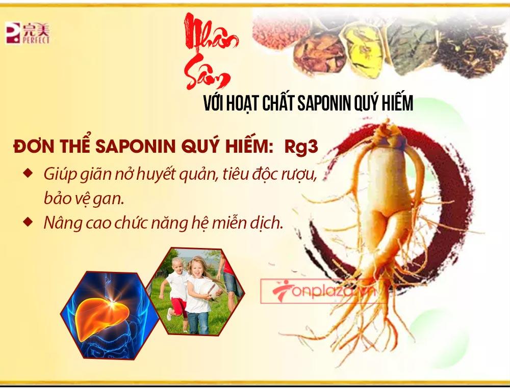 ad hong sam don 15 Hồng sâm đơn cát phúc Tiểu tiên đơn đại bổ sức khỏe NS446