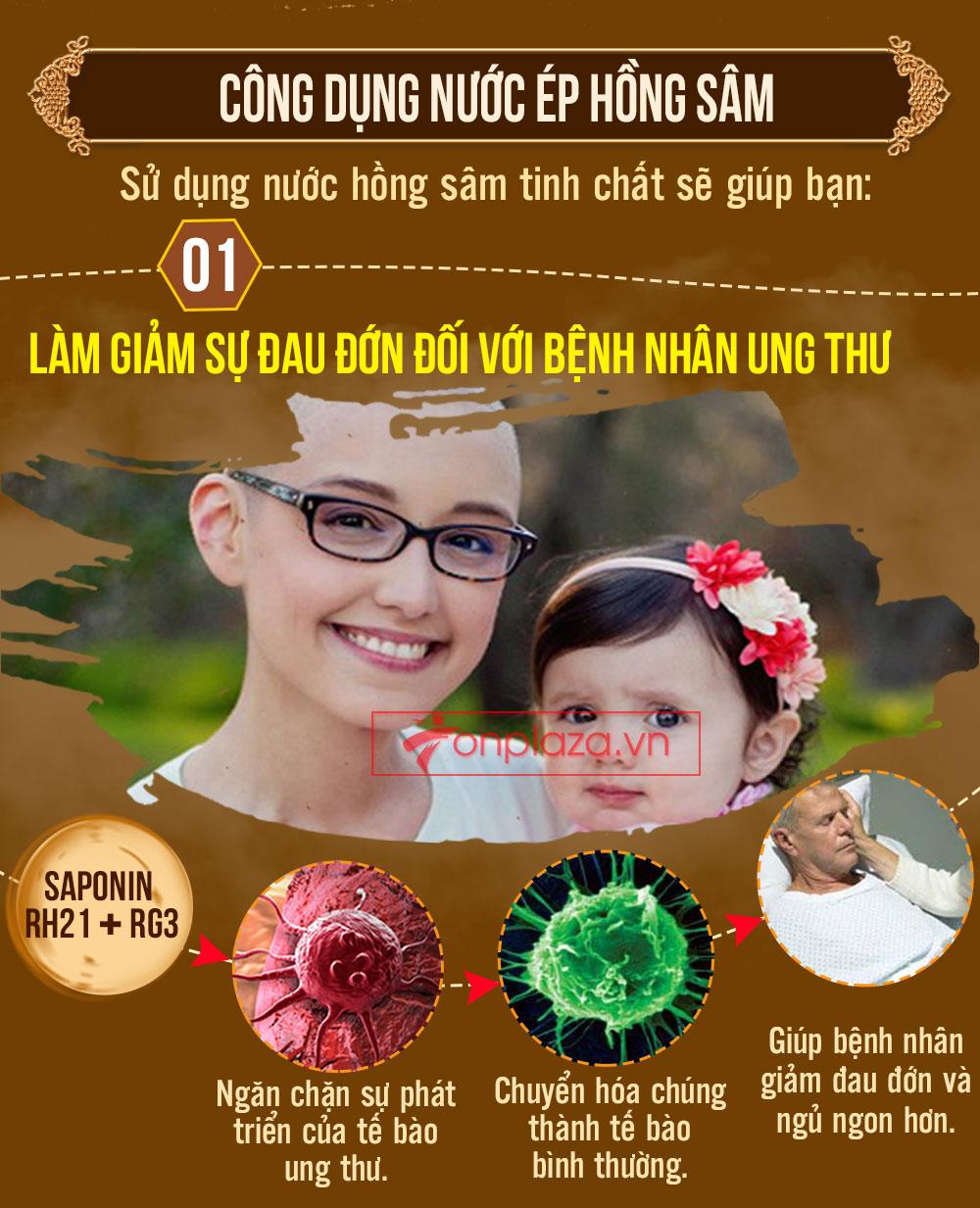 Nước hồng sâm cao ly nguyên chất Pocheon 80ml loại 30 gói NS223