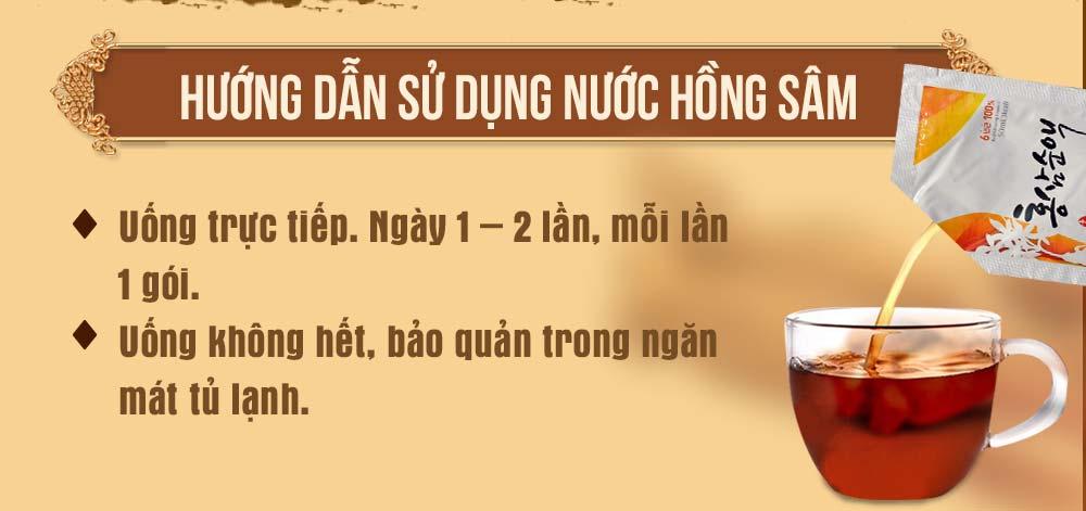 Tinh chất hồng sâm 6 năm tuổi Deadong NS125