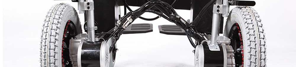 xe lăn điện cao cấp TM031
