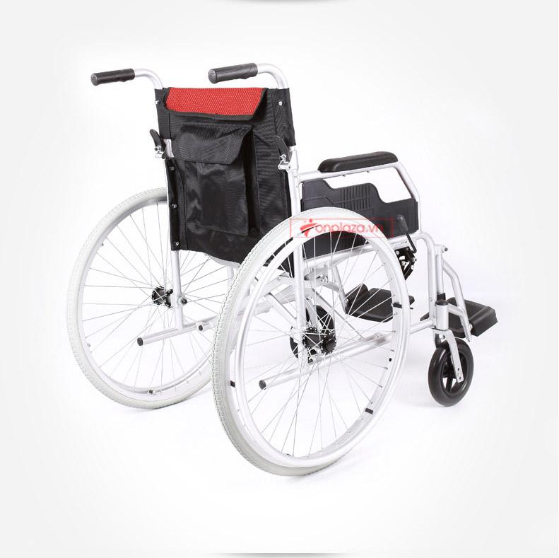 Xe lăn phục hồi chức năng cho người bệnh, khuyết tật cao cấp TM032