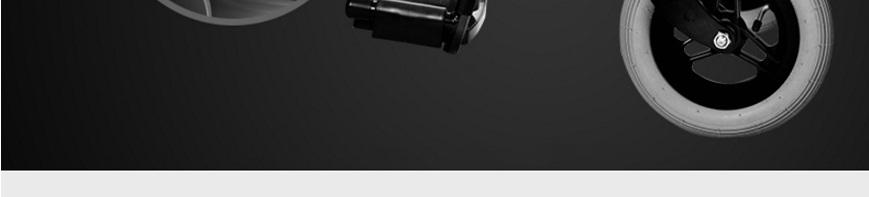 Xe lăn điện ngả gập JERRY MEDICAL-1801 TM004