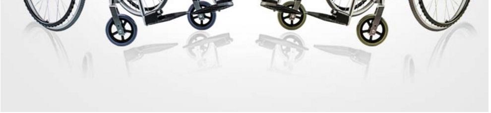 Xe lăn tay khung gấp phục hồi chức năng GB/T 13800 TM022