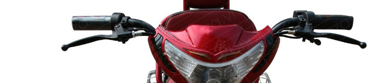 Xe motor điện 3 bánh màu đỏ sang trọng TM025