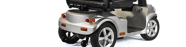 Xe mô tô điện 4 bánh tiện lợi TM028