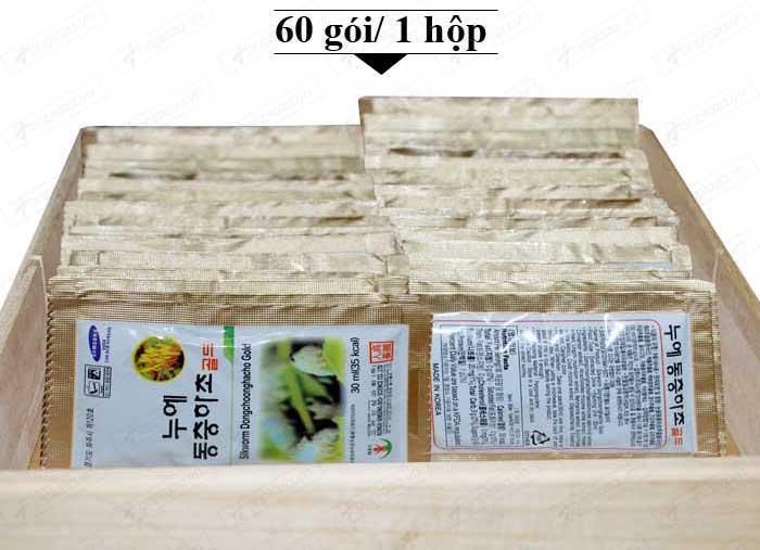 Tem Bio niêm phong hộp gỗ
