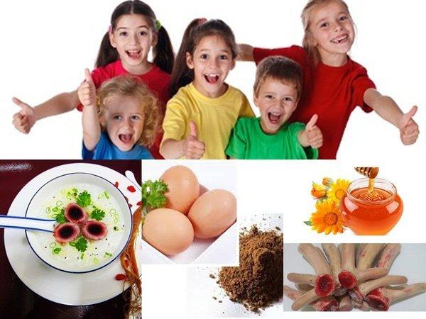 Cách sử dụng bột nhung hươu cho trẻ nhỏ hiệu quả