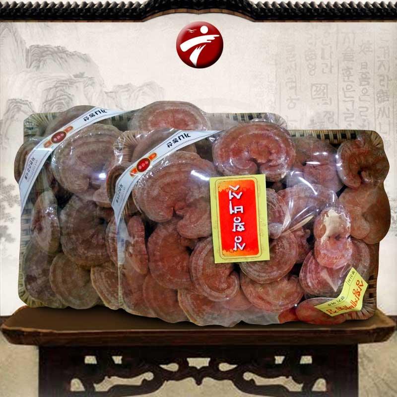 Nấm linh chi đỏ dạng khay Hàn Quốc
