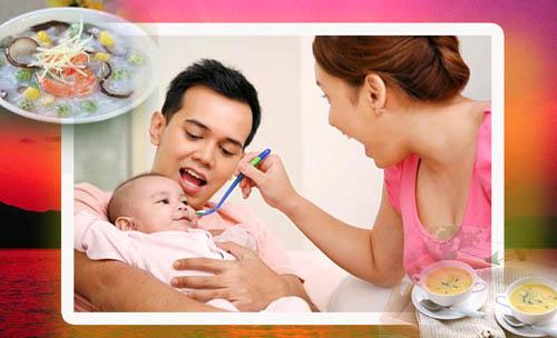Yến sào gúp trẻ củng có hệ miễn dịch