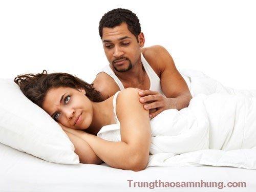 Có nhiều nguyên nhân dẫn đến bệnh liệt dương nam giới