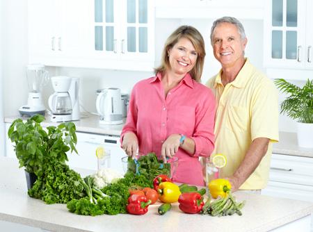 Có chế độ ăn uống hợp lý giúp phòng chống tai biến mạch máu não
