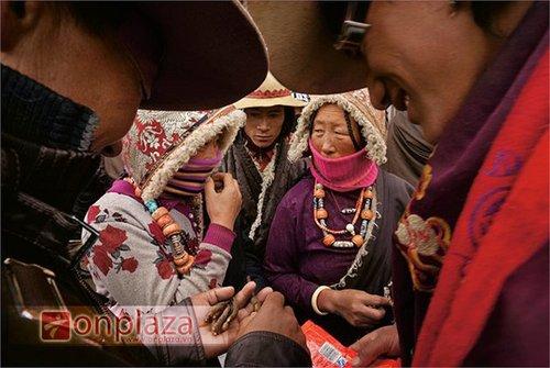 Buôn bán đông trùng hạ thảo tại Tây Tạng